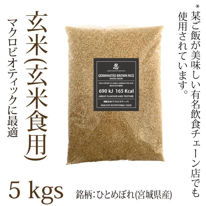 玄米食用玄米